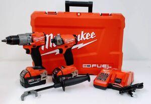 Milwaukee 2999-22 M18 Fuel 2-Tool Combo Kit