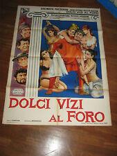 MANIFESTO,Dolci vizi al foro,Funny Thing Happened...Mostel,Buster Keaton,Lester