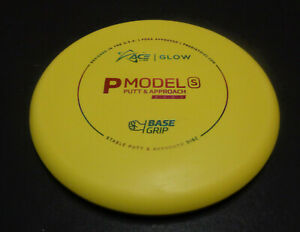 New-Disc Golf Prodigy Ace Line P Model S Base Grip-GLOW-174 Cale Leiviska