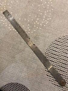 VINTAGE Brentwood JE Rule Metal 30cm #137-60