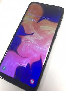 Samsung Galaxy A10e SM-A102U, Metro PCS, Storm Grey, Crack