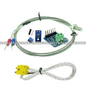 MAX31855 Temperature Development Module +K Type Thermocouple Sensor for Arduino