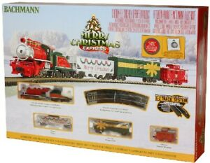 Bachmann N Merry Christmas Express Train Set  BAC24027