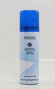 Nioxin Volumizing Reflectives Niospray Extra Hold - 1.7 fl oz