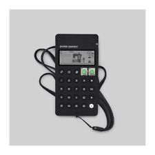 Teenage Engineering CA-X Black - Generic Case for Pocket Operator