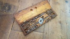 Vintage Foreign No 5 Tap & Die Set Boxed 25189