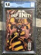 Infinity Countdown #4 CGC 9.8 Galactus Lifebringer only (9) 9.8s on the GCG Cens