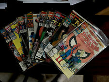 Lot of 9 Marvel Comics What If Spider-Man #10-17-18-20-21-23-26-28-31 VF+NM 1990
