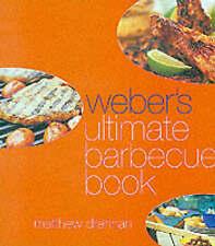 Weber's Ultimate Barbecue Book, Drennan, Matthew, Very Good Book