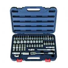"52 piece 3/8"" Drive Socket Set Metric Omega M3852 Life Time MFC Warranty 52 PC"