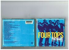The Four Tops CD.The Ultimate Collection: GREATEST HITS BEST OF