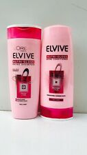 L'OREAL ELVIVE NUTRI-GLOSS SHINE 400ML SHAMPOO + CONDITIONER FOR DULL HAIR