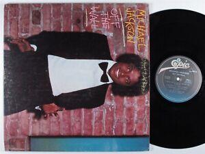 MICHAEL JACKSON Off The Wall EPIC LP VG+ gatefold *