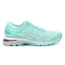 ASICS Women's GEL-KAYANO 25 Icy Morning/Sea Glass Shoes 1012A026.402 RETURN DEAL