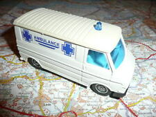 CITROËN C 35 Ambulance Blanc Ancien SOLIDO Tonergam