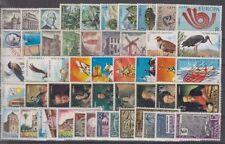 SPAIN AÑO 1973 NUEVO MNH ESPAÑA - EDIFIL ( 2117 - 2166 ) COMPLETO SIN FIJASELLOS
