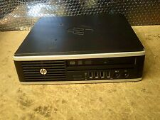 HP Compaq Elite 8300 Ultra Slim Core i3-3220 3.30GHz 4GB RAM 500GB DVD+/-RW