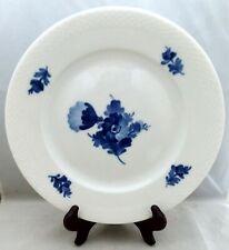 Royal Copenhagen BLUE FLOWERS BRAIDED #8097 Porcelain DINNER PLATE