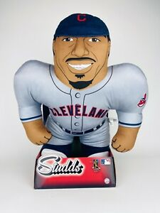 """Forever Collectibles 21"""" Plush Gift Studd Cleveland Indians Francisco Lindor #12"""