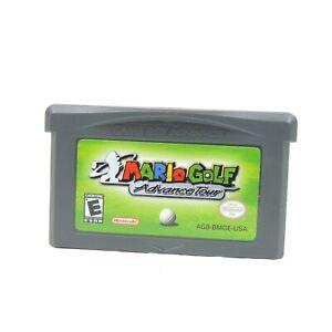Mario Golf: Advance Tour (Nintendo Game Boy Advance, 2004) CART ONLY