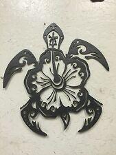 Turtle Metal Cutout, wall art, tropical, wall art
