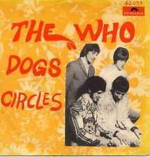 """THE WHO """"DOGS"""" ORIG SP 1968 EX/EX RARE"""