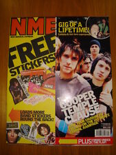 NME 2002 SEP 28 COOPER TEMPLE CLAUSE COLDPLAY STROKES