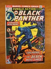 JUNGLE ACTION/BLACK PANTHER #11 (VF+) or (VF+/NM-) Bright, Colorful & Glossy!