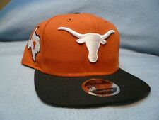 new style b68b3 683d5 New Era 9Fifty Texas Longhorns State Clip Original Fit Snapback BRAND NEW  hat UT