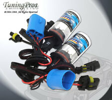 1 Pair 12000K 35W HID Xenon Conversion Light Bulb Only -9007 High Low Beam 2 Pc-