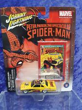 Johnny Lightning The Spider-man 7 MOC 1948 Tucker Torpedo