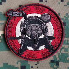 Metal Gear Solid V Phantom Pain ST-84 Sahelanthropus Tactical Hook Patch Badge