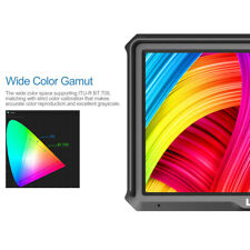 LILLIPUT A5 5 Inch IPS Camera Broadcast Monitor for 4K Full HD Camcorder & DSLR