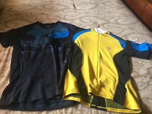 Pearl Izumi + Oakley Men's Bike Cycling Jersey Size MEDIUM