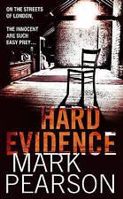 Hard Evidence,Pearson, Mark,New Book mon0000053582