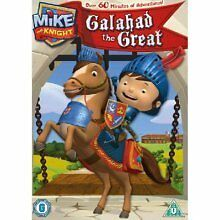 Mike The Knight - Galahad the Great! (DVD, 2012)