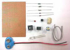 555 Timer TV Remote Jammer Circuit Kit..