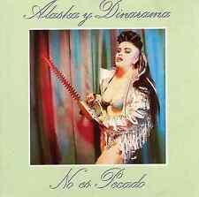 ALASKA Y DINARAMA No Es Pecado CD MEXICAN NEW Nuevo (Fangoria A QUIEN LE IMPORTA