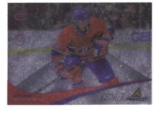 AARON PALUSHAJ - 2011/12 PINNACLE - ROOKIE CARD / MONTREAL CANADIENS