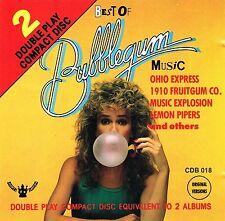 (CD) Best Of Bubblegum Music -Ohio Express, 1910 Fruitgum Company, Lemon Pipers