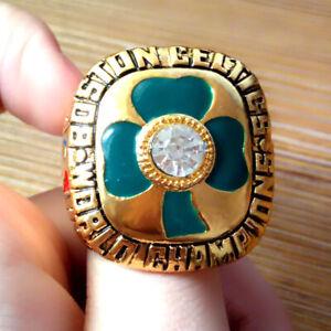 1981 The Boston Celtics Larry Bird Ring The Greatest Basketball Player Champion