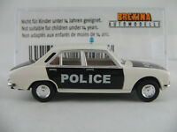 "Brekina 29108 Peugeot 504 Limousine (1968-1975) ""POLICE (F)"" 1:87/H0 NEU/OVP"