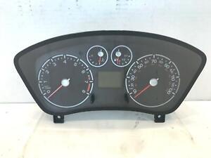 2010 - 2011 Ford Transit Connect Speedometer Speedo Instrument Cluster Gauge
