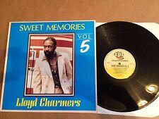 LLOYD CHARMERS -  SWEET MEMORIES VOL.5  LP  CPL  CPLP3  NEAR MINT