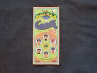 Japan Central League 1990 baseball media guide - Yomiuri Giants, Hanshin Tigers