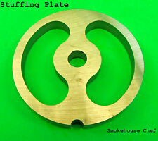 22 Sausage Stuffing Stuffer Disc For Use With Electric Or Manual Meat Grinder