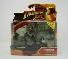 German Soldier with Motorcycle Indiana Jones Last Crusade Moc