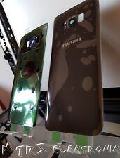 Original Samsung Galaxy S8+ Plus G955F Backcover Akkudeckel Black Schwarz