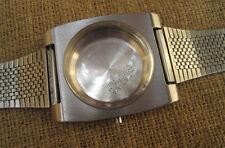 CERTINA ARGONAUT STAINLESS STEEL CASE  + Bracelet. Measures 33 x 39 mm.
