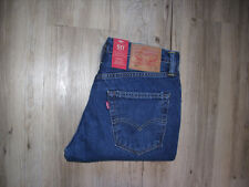 Levis 511 (2923) Slim Jeans W31 L32 100% BAUMWOLLE KEIN STRETCH! NEUWARE